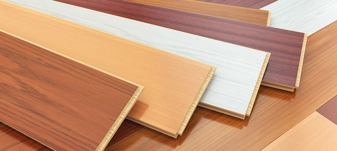 Different styles of hardwood flooring